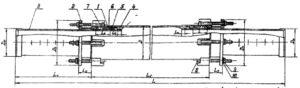 Сальниковый двухсторонний компенсатор серия 4.903-10