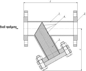 Рабочие чертежи на фильтр ФМФ